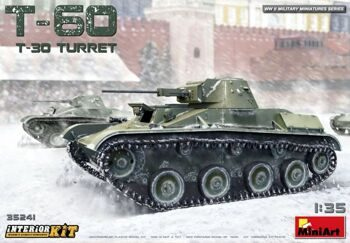 MA35241 T-60 (T-30 Turret) Interior Kit