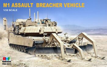 RM-5011 1/35 M1 Assault Breacher Vehicle