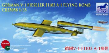 CB35058 German V-1 Fieseler Fi103 A-1 Rocket