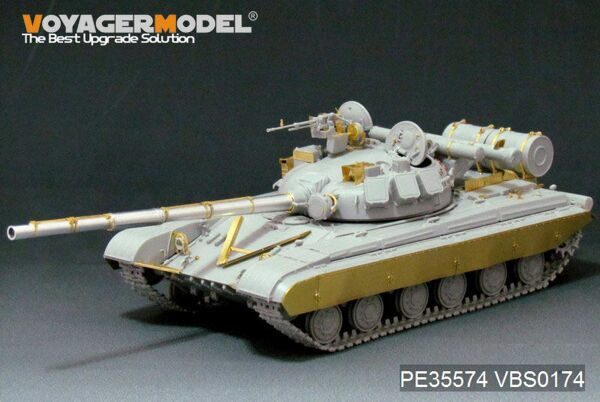 PE35574 T-64B Mod.1975.Medium Tank Basic (For TRUMPETER 01581)