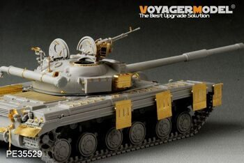 PE35529 1/35 Modern Russian T-64 Medium Tank Basic (For TRUMPETER 01578)
