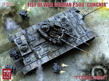 "UA72180 Fist of War German P.500 ""Gungnir"""