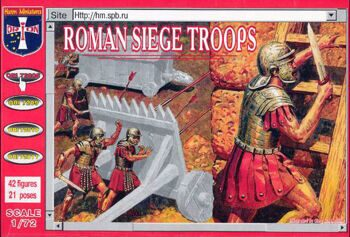 ORI72008  Roman siege troops