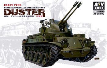 AF35192 M42A1 Early type 1:35