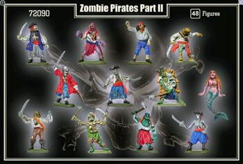 72090  Zomby Pirates, part II