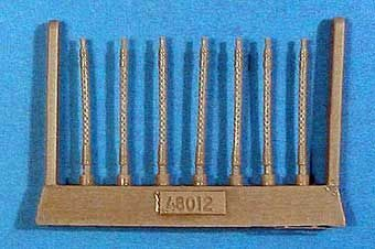 VDS48012 MG-17 Barrels