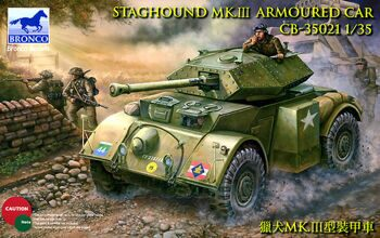 CB35021 Staghound Mk.III Armoured Car