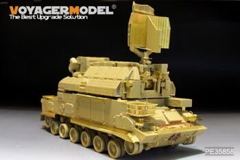 PE35858 Modern Russian 9K330 TOR Air Defence System Basic
