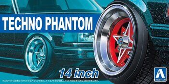 05324 1/24 TECHNO-PHANTOM 14inch