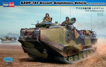 82413 AAVP-7A1 Assault Amphibious Vehicle (w/mounting bosses)