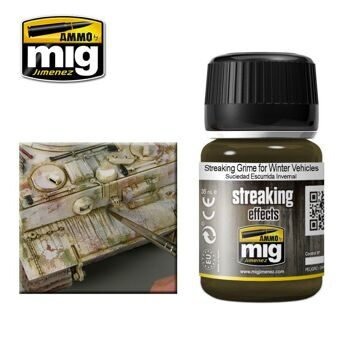 AMIG1205 Streaking Grime Winter Vehicle