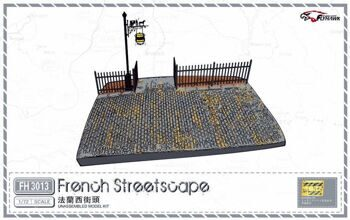 FH 3013 1/72 French Streetscape
