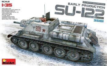 35181  SU-122 (Early Production)