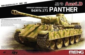 TS-038 Sd.Kfz.171 Panther Ausf.D