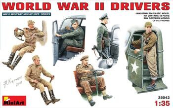 35042  WWII Drivers