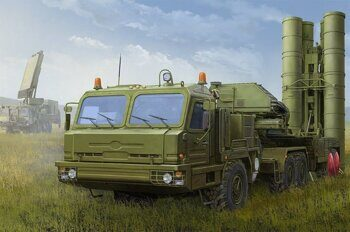 85517 Russian BAZ-64022 with 5P85TE2 TEL S-400