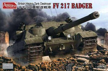 35A034 1/35 FV217 BADGER
