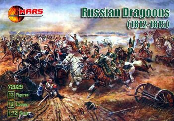 72029  Russian Dragoons (1812-1815)