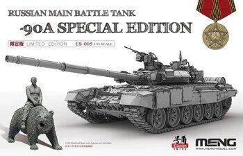 ES-005 Russian Main Battle Tank T-90A Special Edition