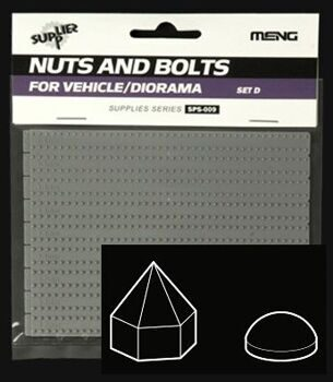SPS-009 Nuts and Bolts SET D
