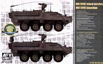 AF35130 M1130 Stryker Commander's Vehicle