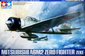 61016 1/48 A6M2 Type21 Zero Fighter
