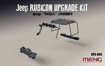 SPS-054 1/24 Jeep Rubicon Upgrade Kit (resin)