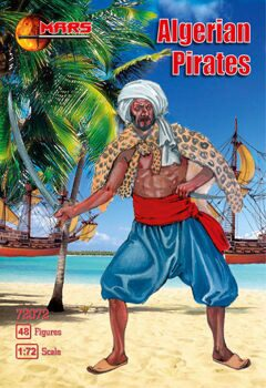 72072  Algerian Pirates