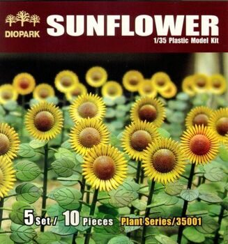 DP35001 1/35 SUNFLOWER