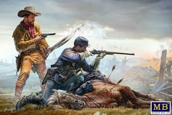 MB35191 Indian Wars Series, Final Stand