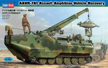 82411 БТР AAVR-7A1 Assault Amphibian Vehicle Recovery (Hobby Boss) 1/35