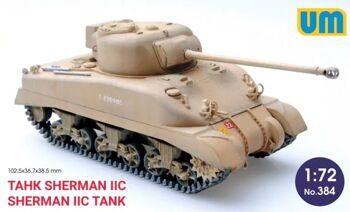 384 Sherman IIC medium Tank