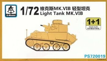 PS720019 Light Tank MK.VIB