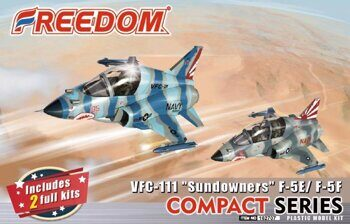 162707 F-5E & F-5F VFC111 (Compact Series) include 2 All Kits