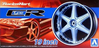 05393 1/24 RACING HART TYPE CR 19inch
