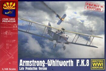 K1031 Armstrong-Whitworth F.K.8 Late version