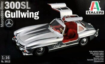 3612 MERSEDES BEST 300 SL GULLWING