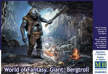 MB24014  World of Fantasy. Giant. Bergtroll
