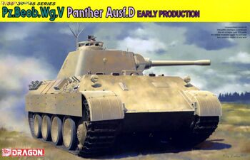 6813 1/35 Pz.Beob.Wg.V Ausf.D Early Production