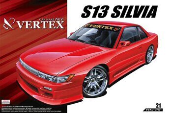 05334 1/24 1/24 VERTEX PS13 SILVIA  '91 (NISSAN)