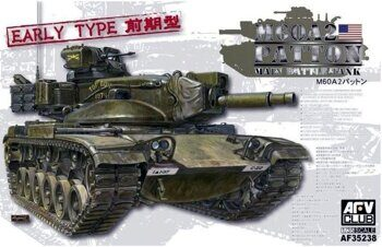 AF35238 M60A2 EARLY VERSION