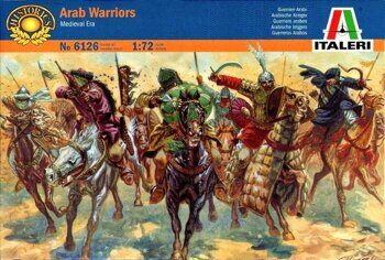 6126  Arab warriors (Medieval Era)