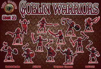 ALL72042 Goblin Warriors set 2