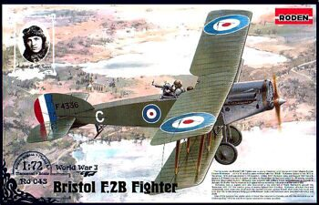 043  Bristol F2B Fighter