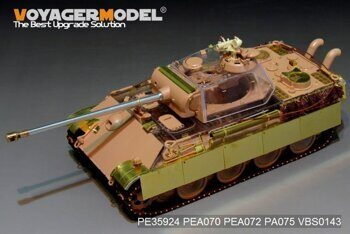 PE35924 WWII German Panther G Later ver.Basic