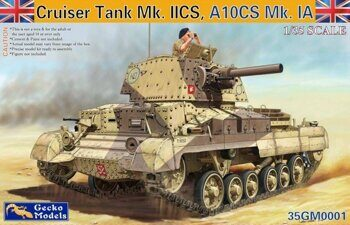 35GM0001 1/35 Cruiser Tank  A10 Mk.1A CS
