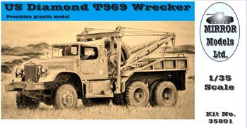 35801 1/35 Diamond T 969 Wrecker