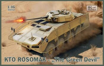 "35032 KTO Rosomak - ""THE GREEN DEVIL"""