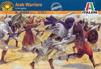 6055 Arab Warriors