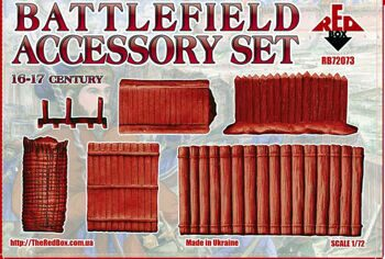 72073  Battlefield accessory set, 16th-17th century
